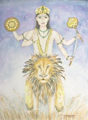 Budha- Mercury Astrological Planetary Deity