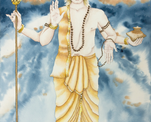 Guru- Jupiter Astrological Planetary Deity